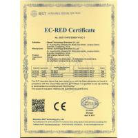 Fiberall Technology (Shenzhen) Co., Ltd Certifications