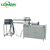 Wholesale heavy duty air filter inner and outer surface hot melt gluing machine from china suppliers