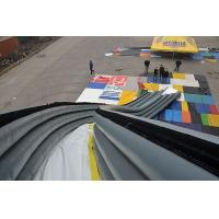 Wholesale Inflatable Curved Yacht Slide, Inflatable Water Sports Games from china suppliers