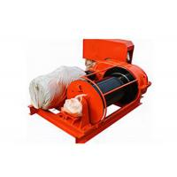 Wholesale 100 Ton Heavy Duty Electric Winch For Double Beam Bridge Crane / Gantry Crane from china suppliers