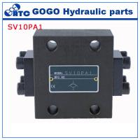 Wholesale Pilot Operated electric Check modular controls solenoid valve SV / SL Rexroth Series from china suppliers