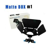 Wholesale Matte Box 15 mm Rail Rod Support M1 for DSLR Camera 5DIII 60D 600D T3i D800 D90 from china suppliers
