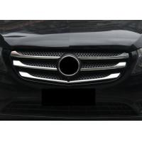 Buy cheap Benz Vito 2016 2017  Auto Body Trim Parts , Front Grille Chrome Garnish from wholesalers