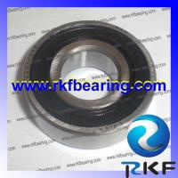 Wholesale High precision GCr15 steel cage Single Row 17mm Deep Groove Ball Bearing 6203-2RZ from china suppliers