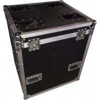 Buy cheap 9mm Plywood With 1mm Fireproof Wood Color Rack Flight Case Standard Case from wholesalers