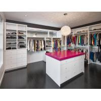 Wholesale bedroom wardrobe closet, walk in closet furniture from china suppliers