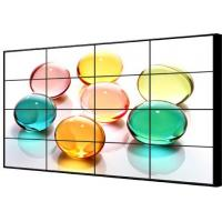 Wholesale 4 X 4 Led Backlight Lcd Video Wall Display For Restaurant , Lg Seamless Display Systems from china suppliers