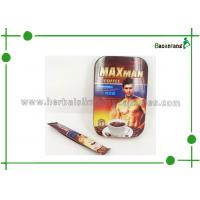 Wholesale Maxman Sex Coffee Sex Enhancement Pills Powerful Nutrients For Men from china suppliers