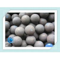 Wholesale Forged Steel Ball Mill Grinding Media for Iron / Copper Ore ball mill from china suppliers