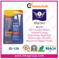 Quality Fast Acetic Cure High Temp Blue Gasket Maker For Automotive Clean Rust , Oil for sale