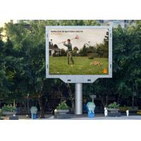 Wholesale P6 Full Color Outdoor Advertising LED Signs for Street LED Advertising Display with High Refresh Rate from china suppliers