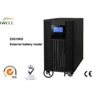 Wholesale Wide Input Voltage Range Back UPS Modular UPS Systems 192VDC 0ms Transfer Time from china suppliers