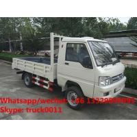 Wholesale China high quality and cheaper price forland 4*2 mini cargo truck for sale, factory sale good price forland pickup from china suppliers