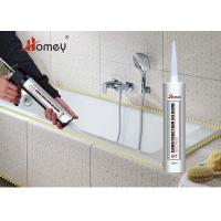 China Silicone Window Sealant , Acetoxy Cure Silicone Sealant For Large Glass Panel on sale