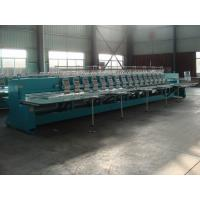 Wholesale High Speed Computerized Embroidery Machine With 16 Heads 12 Needles from china suppliers