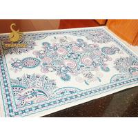 Wholesale Beautiful Design Non Slip Area Rugs Persian Style For Bedroom / Dining Room from china suppliers