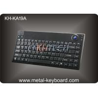 Wholesale USB / PS/2 Interface Plastic Industrial Computer Keyboard with FCC, BSMI Certification from china suppliers