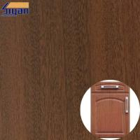 Wholesale Matte And High Glossy Furniture PVC Wood Texture Film For Vacuum Press from china suppliers