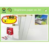 Wholesale Printable A4 Glossy Sticker Paper , Glossy Magazine Paper Customized Size from china suppliers