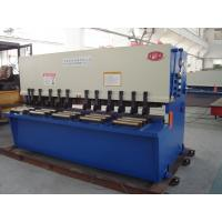 Wholesale Fully Automatic Guillotine Shearing Machine / Sheet Metal Shear from china suppliers