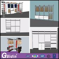 Wholesale metal fabric portable wall wardrobe design wooden new walk in wardrobes for 2015 from china suppliers