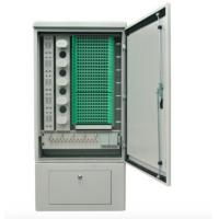 Wholesale 288 Core SMC Fiber Optic Cross Connect Cabinet For Outdoor Cable Connections from china suppliers
