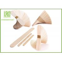 Wholesale Hot Sale Manufacture Ice Cream Wooden Sticks Natural Birch Bundle In Cheap Price from china suppliers