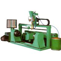 Wholesale Customized 20T Roller Surface Hardfacing Machine  Head Revolving Tail Clamping Use Digital Control from china suppliers
