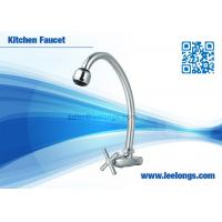 Wholesale Kitchen Basin Taps / Basin Faucet Two Function Zinc With Cross Handle from china suppliers