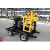 Wholesale Cheap Shallow Hole Hydraulic Drilling Machine for Engineering Drilling Rig from china suppliers