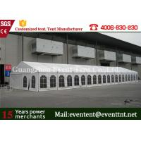 Wholesale 20 X 30 Meters Second Hand Party Tent With Glass Doors / Air Conditioner for events from china suppliers