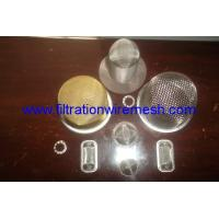 Buy cheap stainless steel filter cone mesh from wholesalers