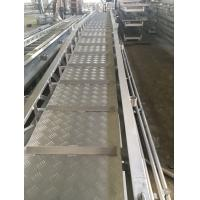 Wholesale OEM boarding ladder for sailboats , boarding steps for boats 3600mm -- 15600mm from china suppliers