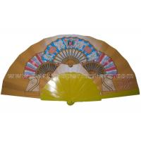 Wholesale Stylist Design Printed Personalized Wedding Favors Hand Fan Rustic And Luxury from china suppliers
