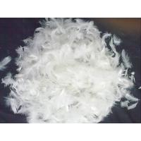 Wholesale 4Cm - 6cm Natural Safety Duck Feather Pillow Filling Materials for Quilts / Cushions from china suppliers