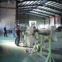 Wholesale Automatic Fabric PVC Wire Coating Machine , High Speed Pvc Coated Machine from china suppliers