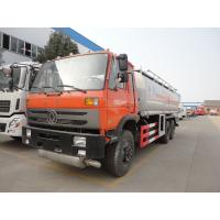 Wholesale 25,000L hot sale dongfeng brand 210hp 10-wheel fuel tank truck, dongfeng 6*4 25m3 Euro 3 210hp diesel oil tank truck from china suppliers
