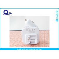 Wholesale 2 In 1 Smart USB Home / Car Charger Twin USB Output High Power Auto Protection from china suppliers