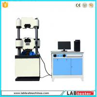 Wholesale 60T Metal Tensile Test Hydraulic Tensile Testing Machine with PC Control from china suppliers
