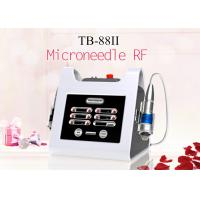 Wholesale Skin Regeneration Portable Fractional RF Microneedle Machine For Face Lifting from china suppliers