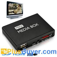 Wholesale Digital TV Media Player (HDMI/AV Out, VOB) from china suppliers