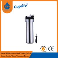 "Wholesale One Stage Undersink 10"" Stainless Steel Water Purifier For Household Pre - Filtration from china suppliers"