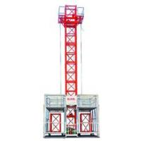 Wholesale Material Hoist SS100/100 max load 1000kg -mingwei@crane2.com from china suppliers