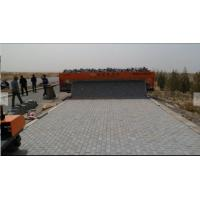 GF-6 China Tiger stone type 6m road brick paving machine