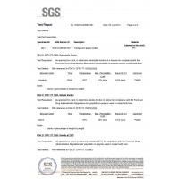 KINGSUN BABY PRODUCTS CO.,LTD Certifications