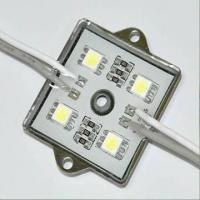 Wholesale Singel Color Waterproof IP65 12V 0.48W 36*36 3528 SMD LED Module from china suppliers