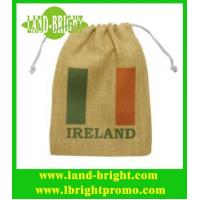 Wholesale Jute Drawstring Bag from china suppliers