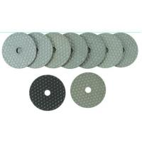Wholesale White Hexagon Dry Wet Quick Polishing Pads from china suppliers