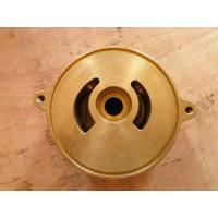 Wholesale Silicon brass, tin bronze pump cover for water pumps ASTM , GB from china suppliers