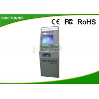 Wholesale Multifunction Windows 7 Linux ATM Wall Mount Kiosk With Cash Dispenser Machine from china suppliers